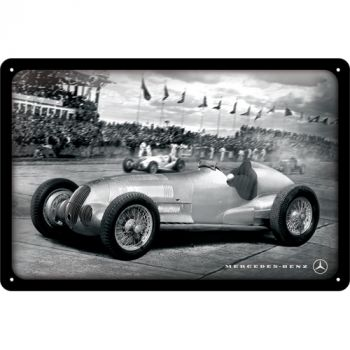 Kilpi 20x30 Mercedes-Benz - Silver Arrow Racing
