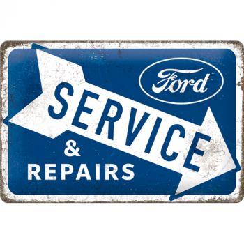 Kilpi 20x30 Ford - Service & Repairs