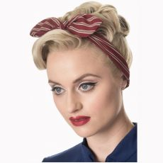 HIUSPANTA - BRANDY HEADSCARF BRG