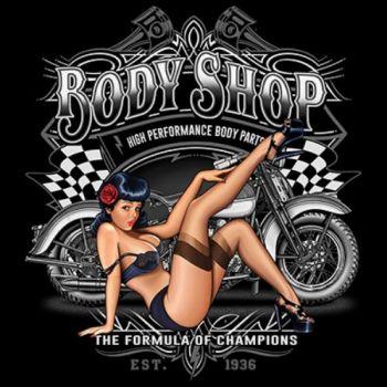 BODY SHOP (497)