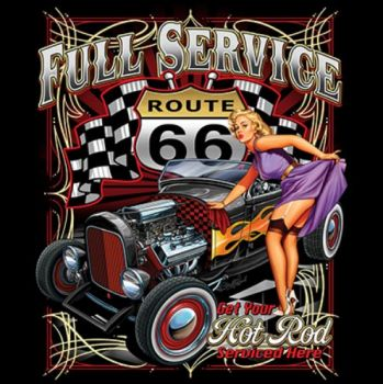FULL SERVICE 66 HOT ROD (1092)