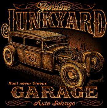 JUNKYARD GARAGE (459)