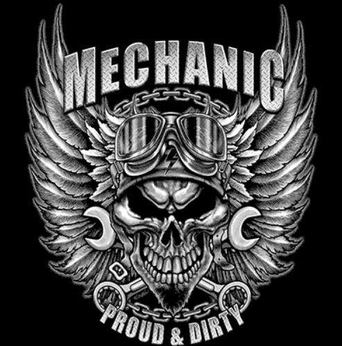 MECHANIC PROUD (834)