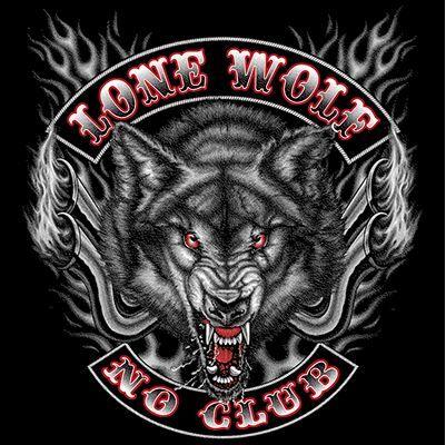 LONE WOLF NO CLUB (1089)