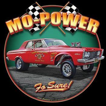 MO-POWER GASSER (437)