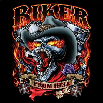 BIKER FROM HELL (984)