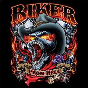 BIKER FROM HELL