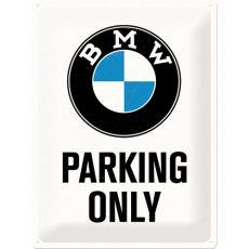 Kilpi 30x40 BMW Parking Only