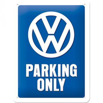 Kilpi 15x20 VW Parking Only