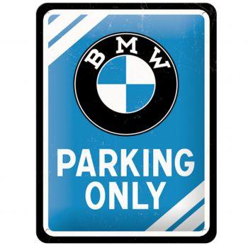 Kilpi 15x20 BMW Parking Only