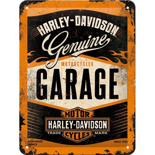Kilpi 15x20 Harley-Davidson Garage
