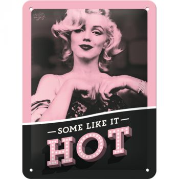 Kilpi 15x20 Marylin Monroe - Some like it hot