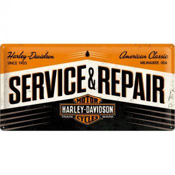 Kilpi 25x50 Harley-Davidson Service & Repair