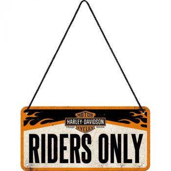 Kilpi 10x20 Harley-Davidson Riders Only