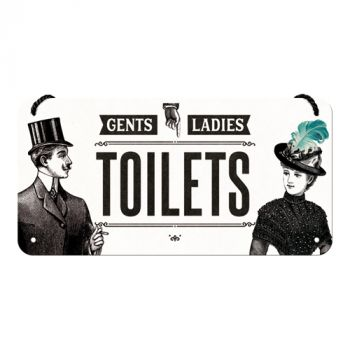 Kilpi 10x20 Gents & Ladies Toilets