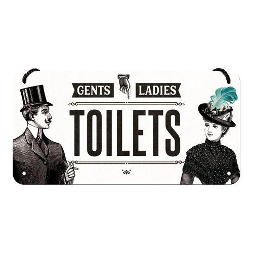 Kilpi 10x20 Gents & Ladies Toilets