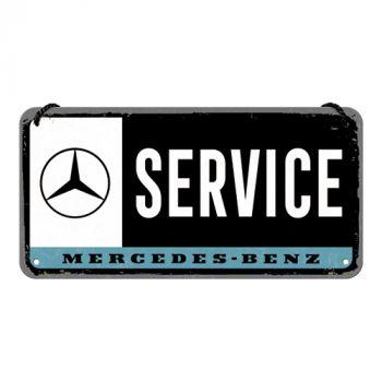 Kilpi 10x20 Mercedes-Benz Service