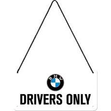 Kilpi 10x20 BMW - Drivers Only