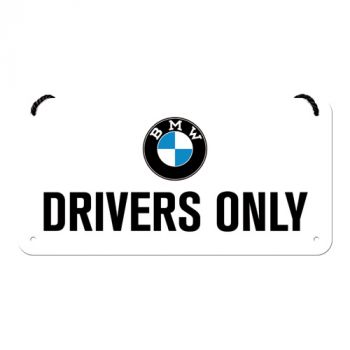 Kilpi 10x20 BMW - Drivers Only
