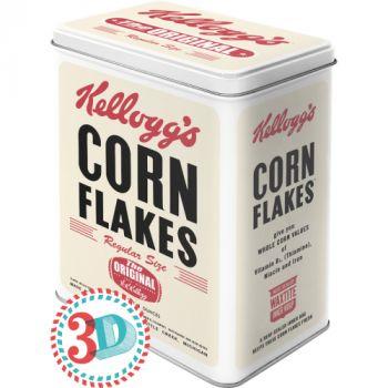 Säilytyspurkki L Kellogg's Corn Flakes The Original