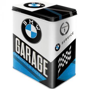Säilytyspurkki L BMW Garage