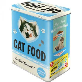 Säilytyspurkki L Cat Food