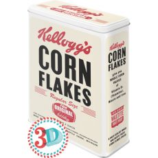 Säilytyspurkki XL Kellogg's Corn Flakes The Original