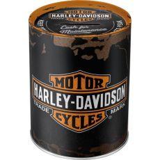 Säästölipas Harley-Davidson logo