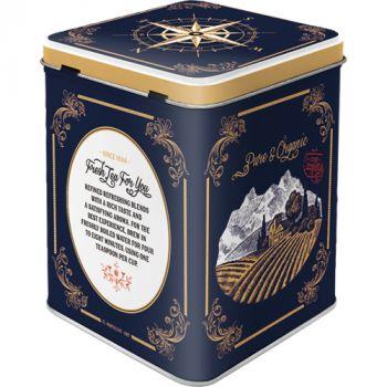 Säilytyspurkki - Tea Box Traditional English Teas