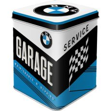 Säilytyspurkki - Tea Box BMW Garage