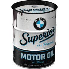 Säästölipas (tynnyri) BMW - Superior Motor Oil