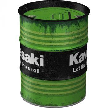 Säästölipas  Säästölipas (tynnyri) Kawasaki - Let The Good Times Roll