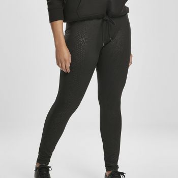 LEGGINSIT SUURET KOOT- Pattern Leggings - URBAN CLASSICS