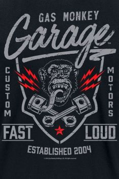T-PAITA GMG - FAST´N LOUD T-SHIRT