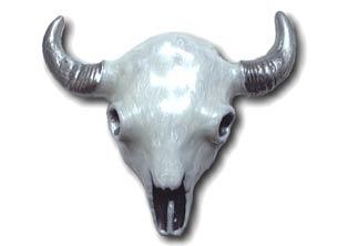 BULL SKULL (34028)