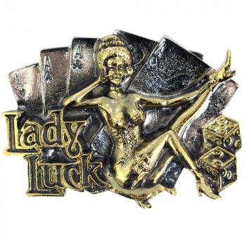 VYÖNSOLKI - LADY LUCK GOLD  (34386)