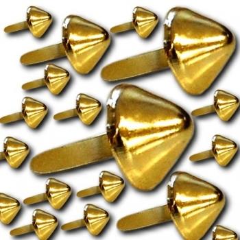KAARTIONIITIT 50 kpl - Kulta 36216