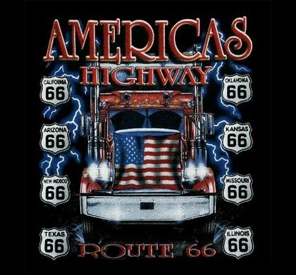 AMERICAS HIGHWAY -Route 66(367)