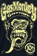 T-PAITA GMG - MONKEY GARAGE BIG BRAND LOGO