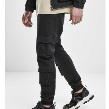 COLLEGEHOUSUT - Double Pocket Terry Sweat Pants