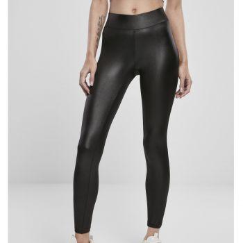 LEGGINSIT - Ladies Imitation Leather - URBAN CLASSICS