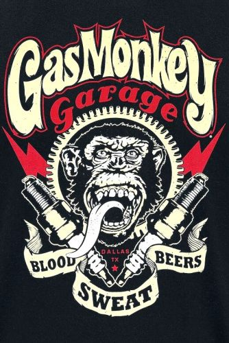 T-PAITA GMG - Gas Monkey Garage - Spark Plugs