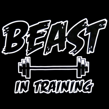 BEAST IN TRAINING  (392)