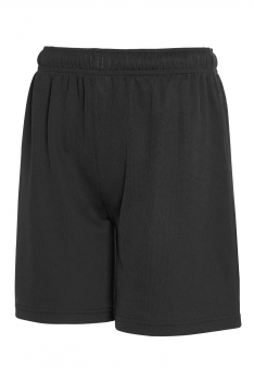 LASTEN PERFORMANCE SHORTSIT Black