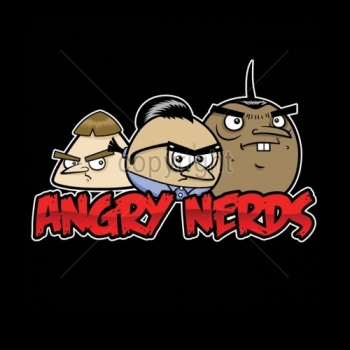 ANGRY NERDS (408)