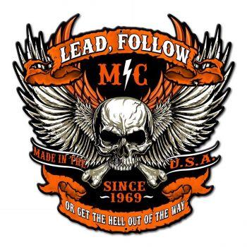LEAD, FOLLOW MC (417)