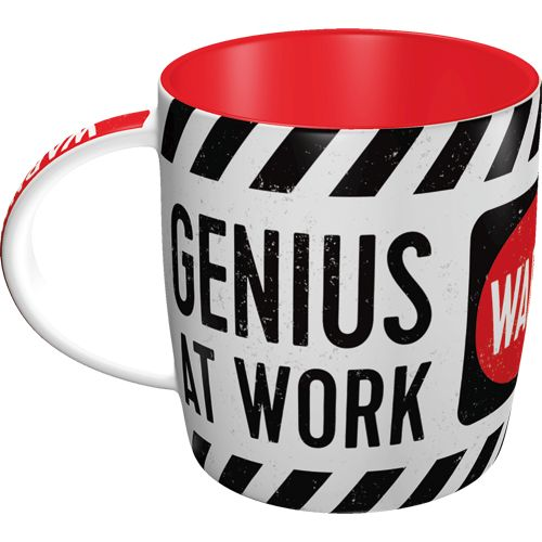 Muki Genius at work