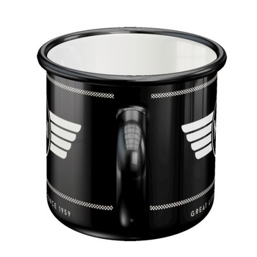 Emalimuki Mini - Logo Black