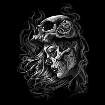LUCTUS DEAD GIRL (457)