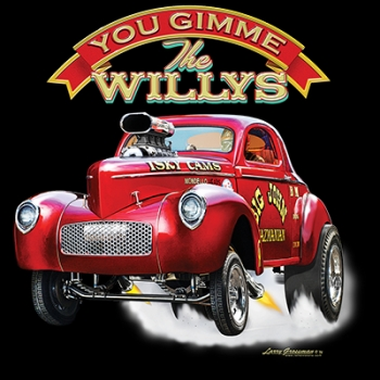 GIMME THE WILLYS (468)